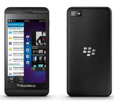AT&T官方解锁版 blackberry z10官翻版跌破100美元