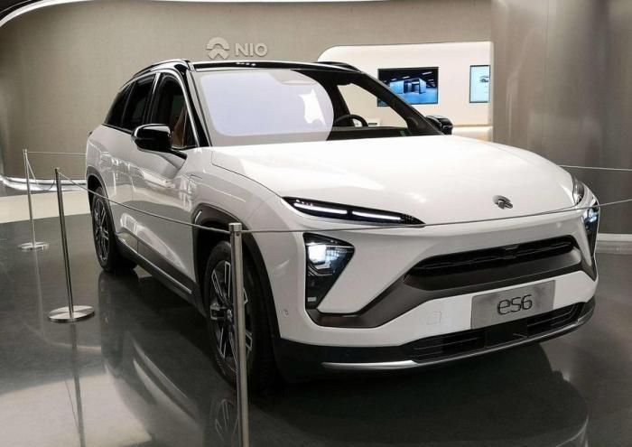 蔚来汽车创始人李斌:短期内不会量产使用磷酸铁锂