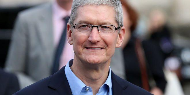 """苹果CEO库克:明天有""""重大消息""""宣布 将会令人非常兴奋"""