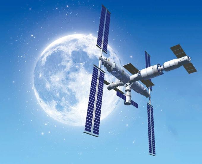 我国空间站核心舱将于春季发射 搭载长征五号B遥二火箭