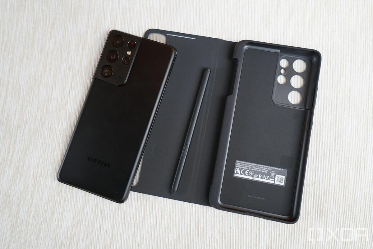 三星将为Galaxy S21 Ultra推出S Pen Pro 支持蓝牙和手势感应