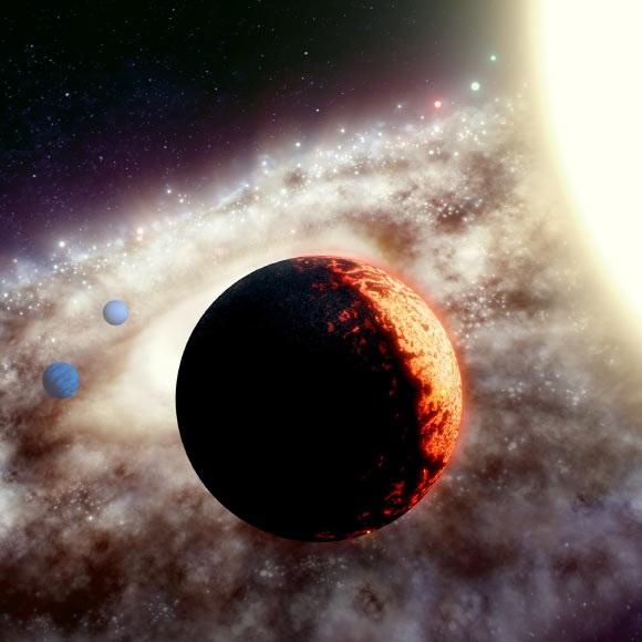 科学家发现银河系中迄今为止最古老行星系统之一TOI-561b
