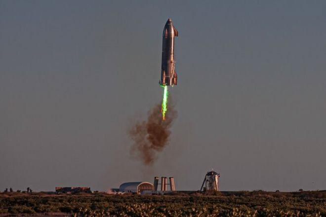 受强风影响 SpaceX星际飞船原型SN9发射计划取消