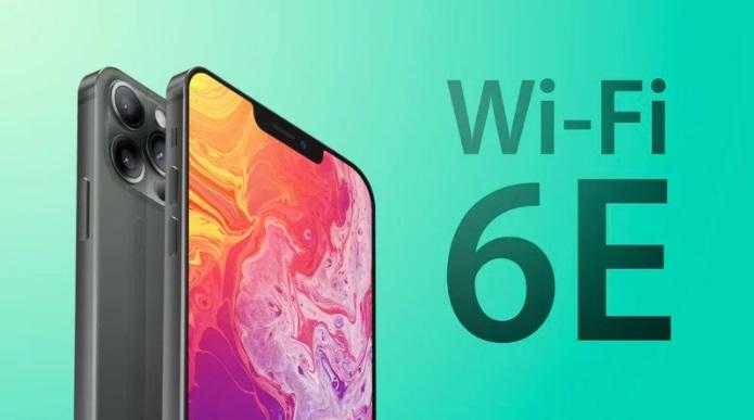 苹果今年拟发布首批支持Wi-Fi 6E的iPhone机型