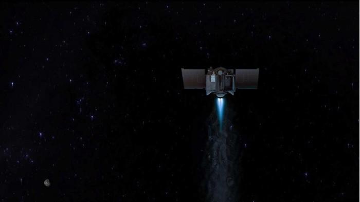 美国宇航局OSIRIS-REx任务计划将返回地球
