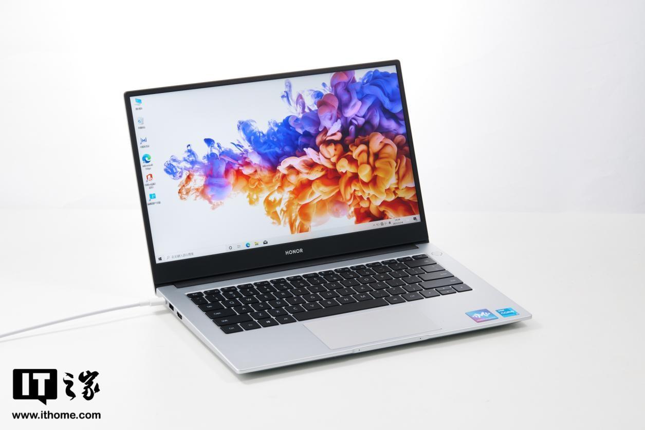 2021款荣耀MagicBook14评测:手机和PC多屏协同无缝融合