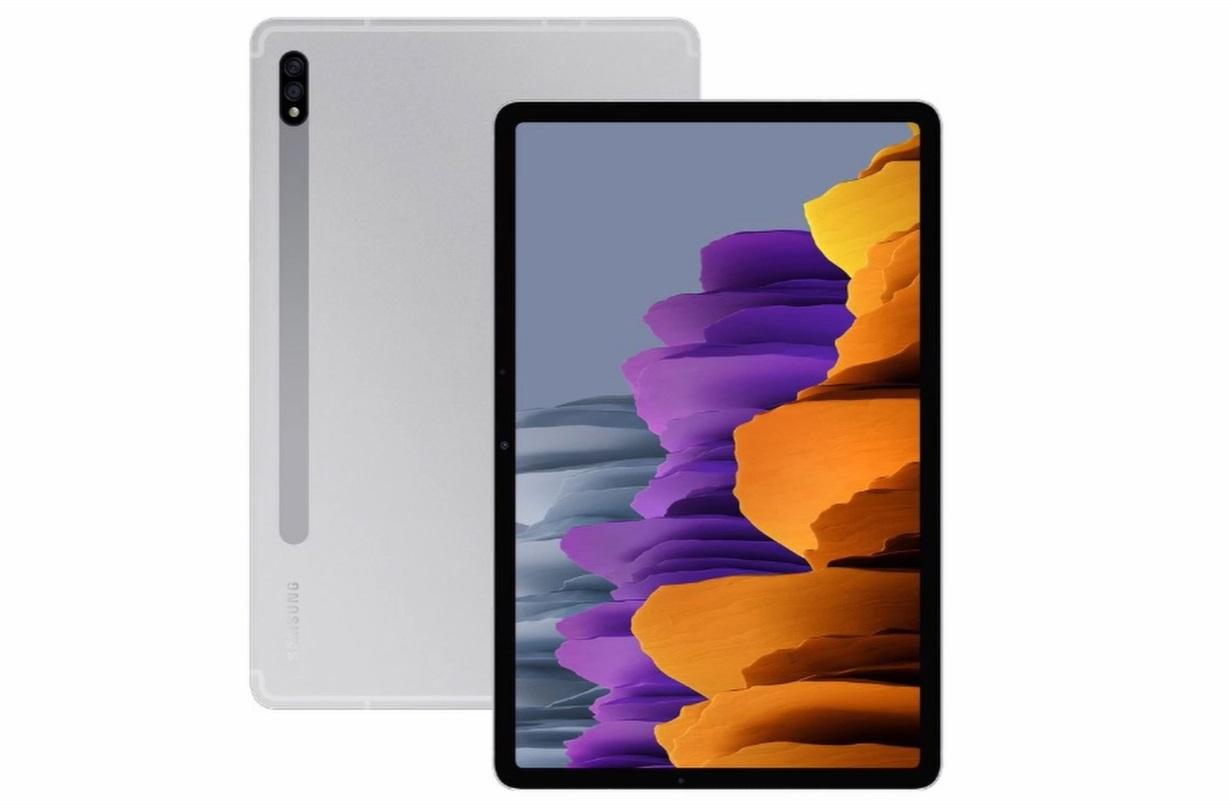 三星Galaxy Tab S8或使用侧面指纹识别模块