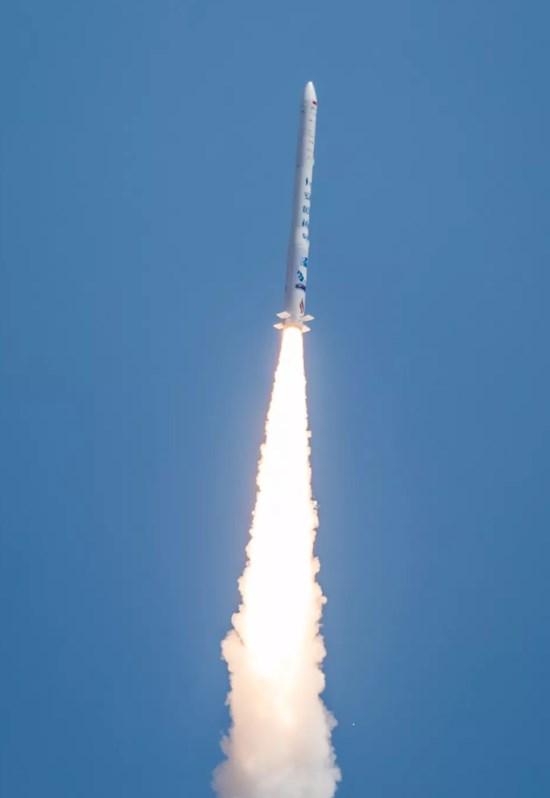 出现异常! 双曲线一号第2发民营商业运载火箭发射任务失利