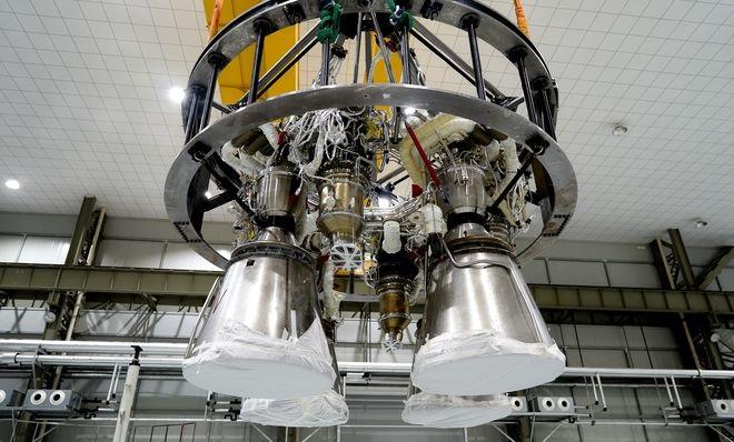 蓝箭航天完成朱雀二号液体运载火箭发动机装配工作