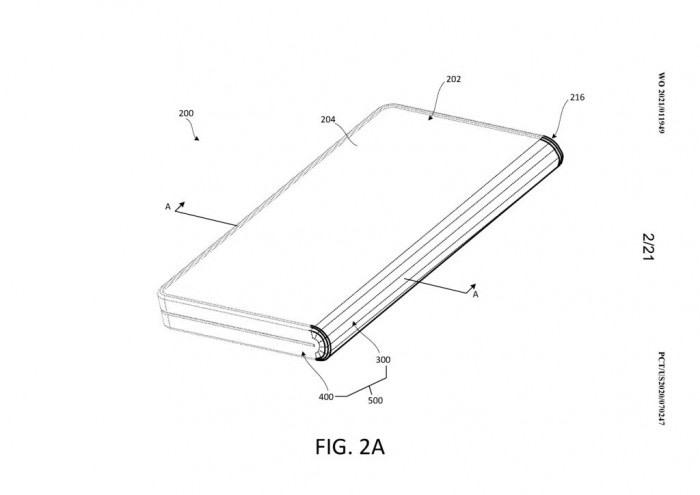 谷歌折叠屏手机新专利曝光 将用于Pixel手机上