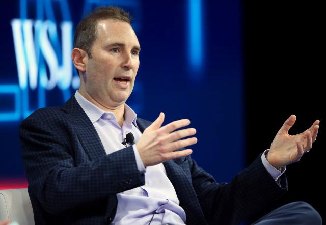 亚马逊新任CEO贾西:将致力于开发电子游戏