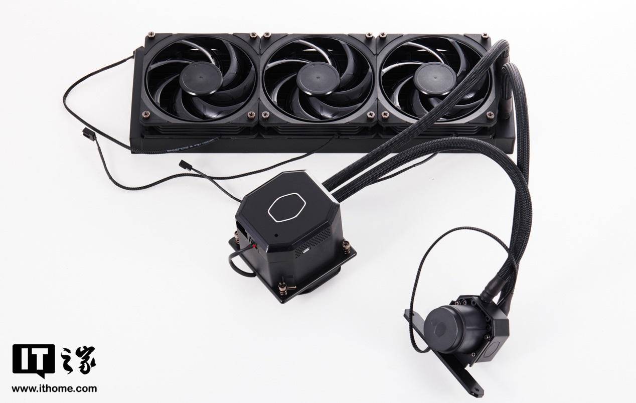 酷冷至尊ML360 SUB-ZERO测评:未来水冷市场的新技术标杆