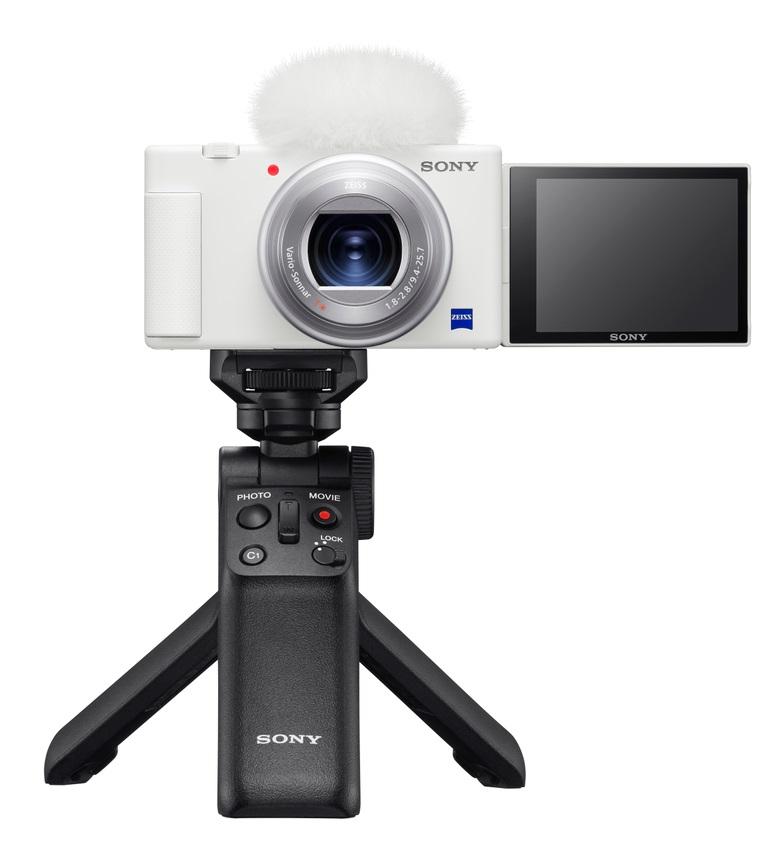 """索尼发布Vlog相机ZV-1新版固件 增加""""USB流式传输""""功能"""