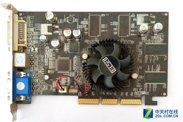 """""""神卡""""mx440性能如何 GeForce4 MX440发售多少年了"""