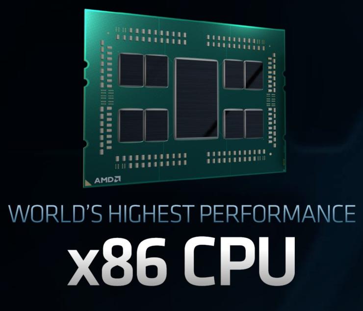 AMD EPYC Genoa处理器曝光 核心数量提升至96核192线程