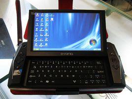 广讯通MID viliv s5评测 2G的SSD硬盘容量太小