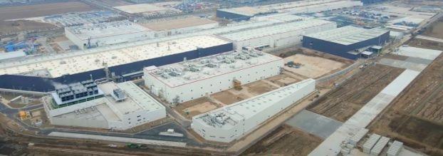 特斯拉上海超级工厂电动汽车产量将扩大至每年45万辆