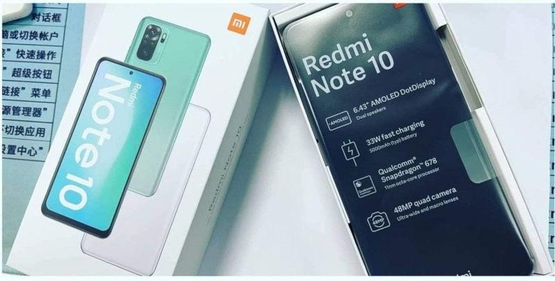 Redmi Note 10海外版将首次搭载SuperAMOLED屏幕