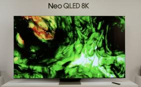 三星新款Mini LED电视价格公布 85英寸8K型号售价约58000元