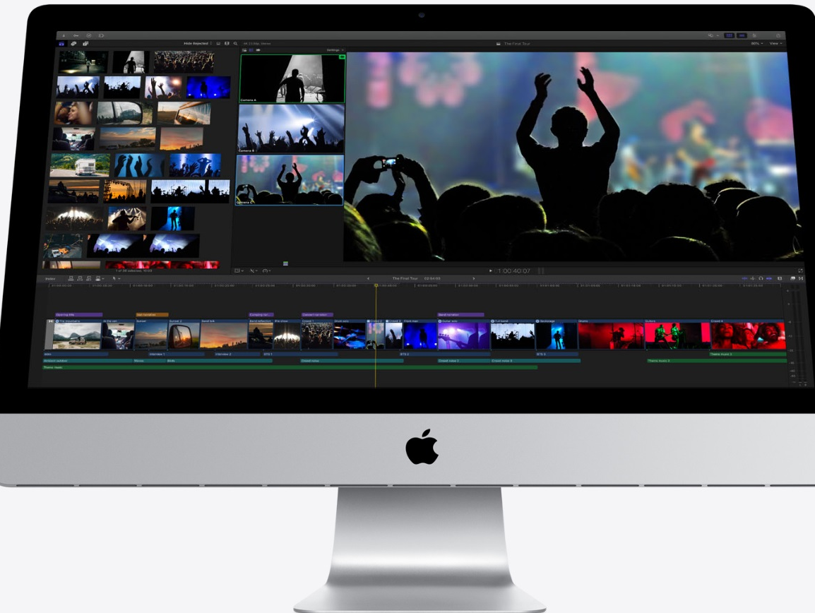 苹果正开发M1新品 搭载Apple Silicon芯片的24英寸机型即将上市