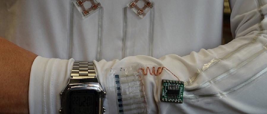 科学家研究可穿戴微电网 高效集成实现30分钟不间断供电