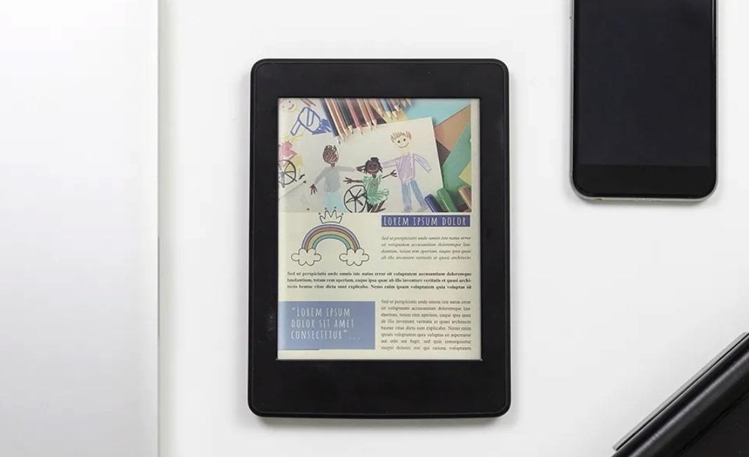 元太科技发布最新一代彩色印刷电子纸技术New Kaleido