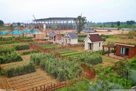 河北今年计划新建改建公园绿地1000个