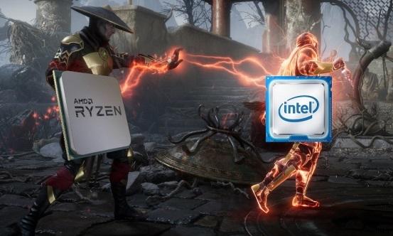 2月AMD处理器市占率达28.66% 英特尔将推Rocket Lake架构系列
