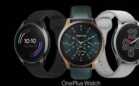 声称充电20分钟可用一周 一加发布首款智能手表OnePlus Watch