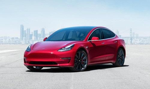 报道称特斯拉Model3是欧洲电动汽车市场2月最畅销的电动汽车