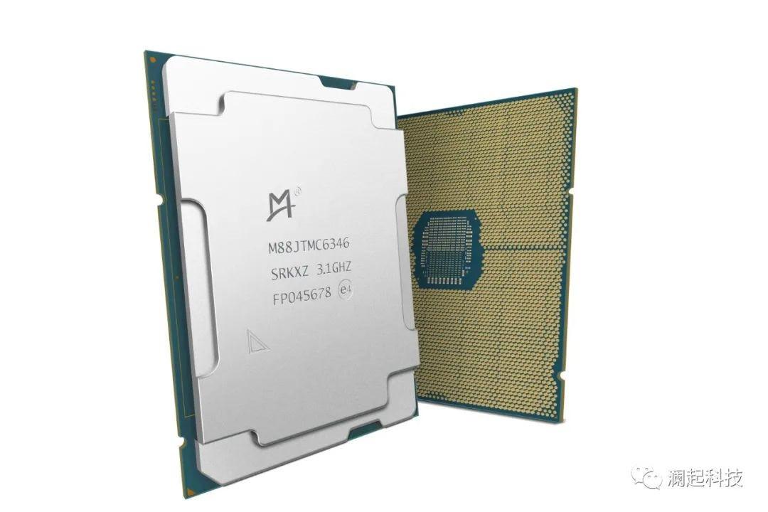 澜起科技发布第三代津逮CPU 最高支持8通道DDR4-3200内存