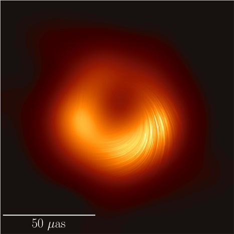 """天文学家成功捕获到人类首次""""看见""""的那个黑洞的多波段""""指纹"""""""
