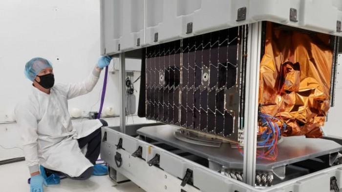 美国商业通讯卫星服务提供商Astranis第一颗商业卫星将发射
