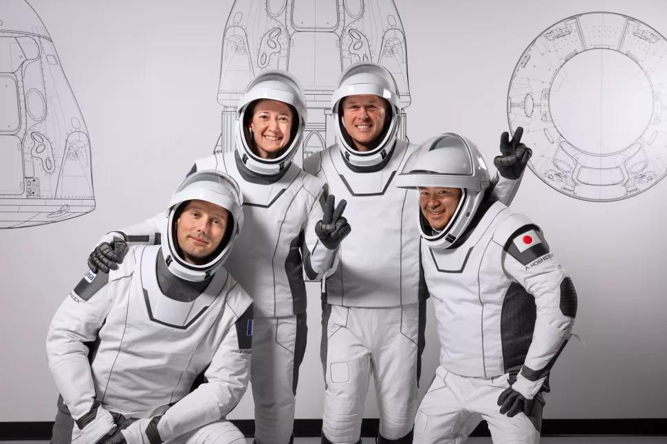SpaceX龙飞船将于4月22日进行载人航天发射