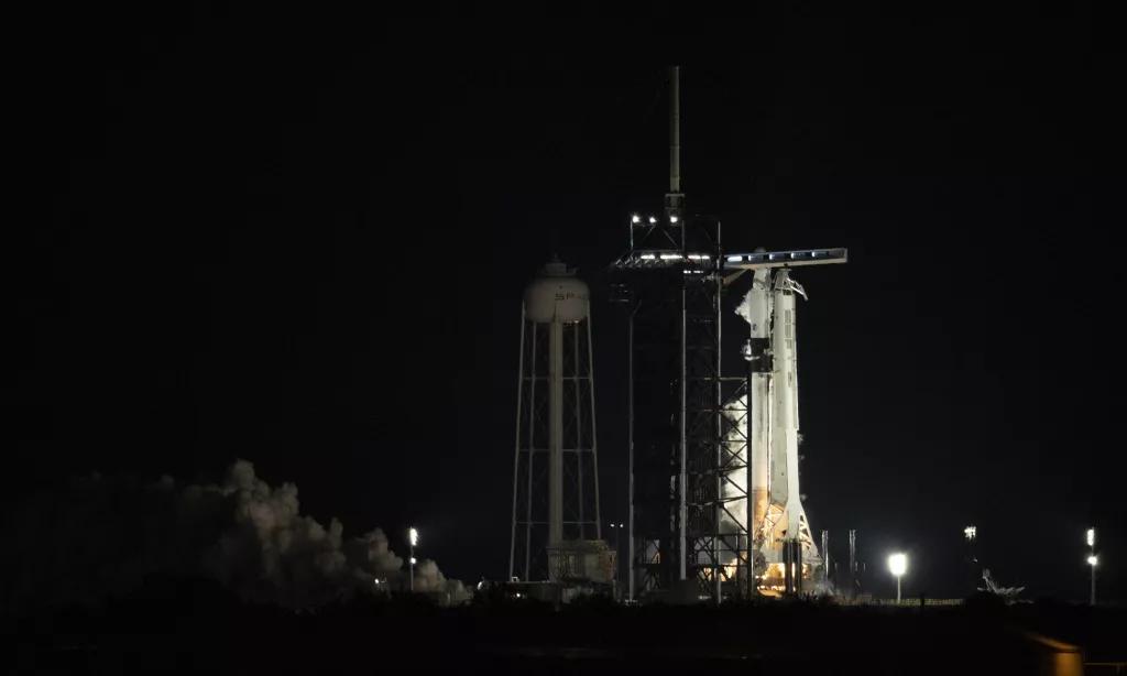 SpaceX龙飞船有望于4月23日与轨道实验室进行对接