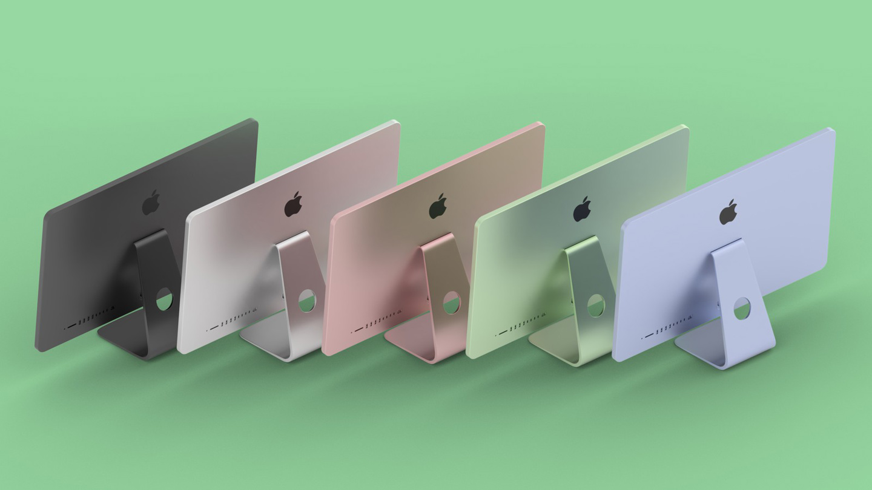 消息称苹果新款iMac外观将重新设计并以多种颜色亮相