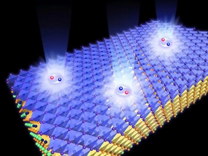 RIKEN物理学家成功研制出无缺陷碘化亚铜薄膜