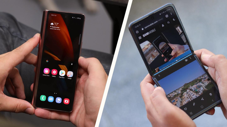 三星折叠屏手机Galaxy Z Fold 3和Galaxy Z Flip 2将支持防尘防水