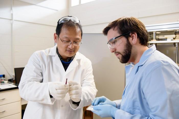科学家创造出一种新的、可能改变模式的高性能热电化合物