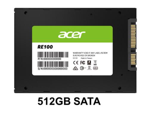 宏碁acer品牌多款固态硬盘将由由国内厂商BIWIN佰维代工