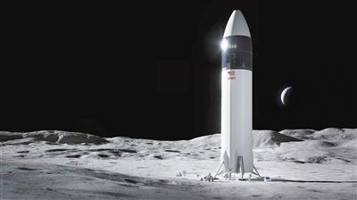 SpaceX星舰飞行器屡试屡败 究竟凭什么赢得NASA的青睐