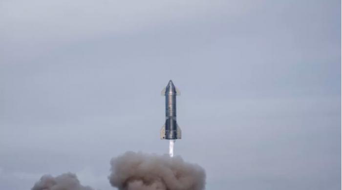 SpaceX正努力争取最快于周五进行SN15飞船火箭飞行