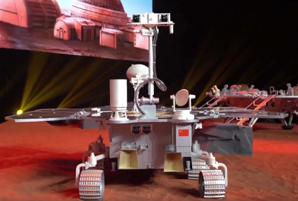 命名即将确定! 我国首辆火星车将在5月至6月择机实施着陆任务