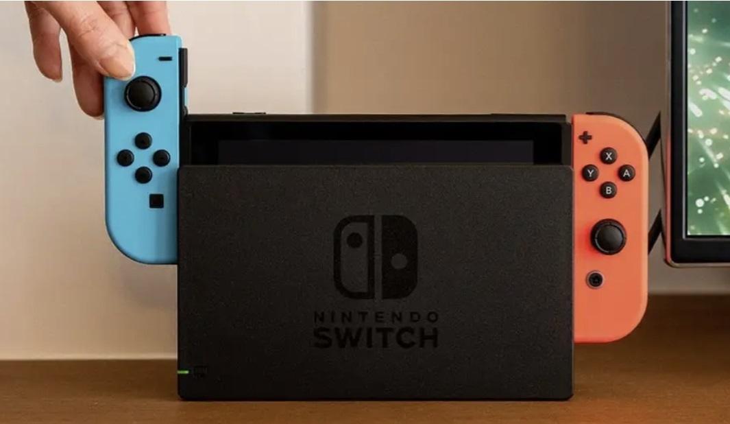 任天堂Switch主机在日销量即将超过索尼PSP掌机