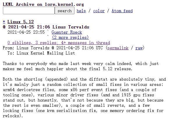 LinuxKernel 5.12正式发布 新增动态抢占功能