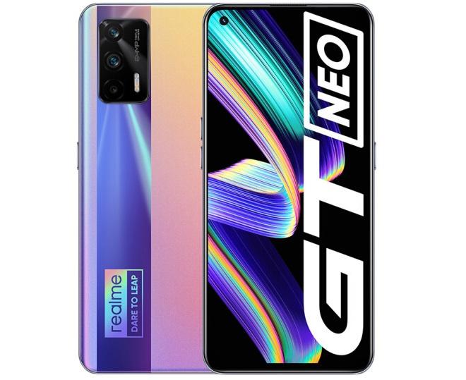 realme真我GT Neo开售20天销量超20万台