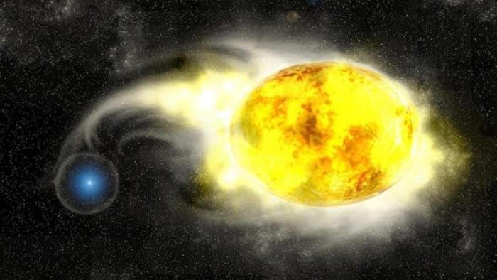 科学家:神秘的无氢超新星揭示恒星经历剧烈的爆发或死亡之痛