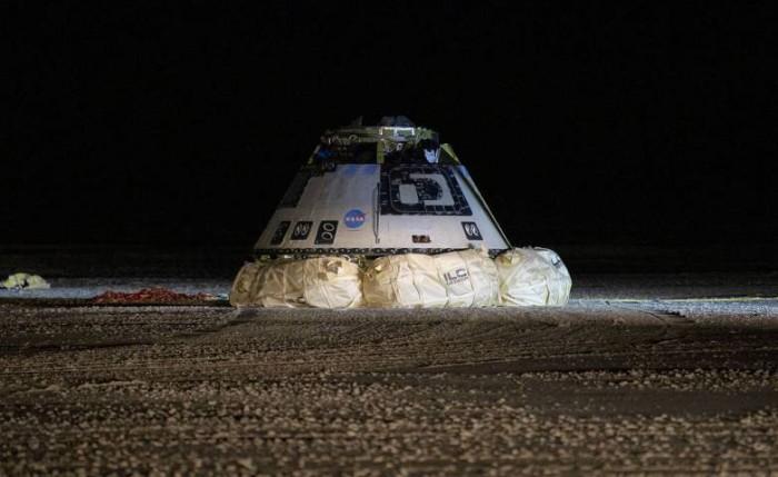 """波音和NASA使用""""星际客机""""完成前往国际空间站的模拟任务"""