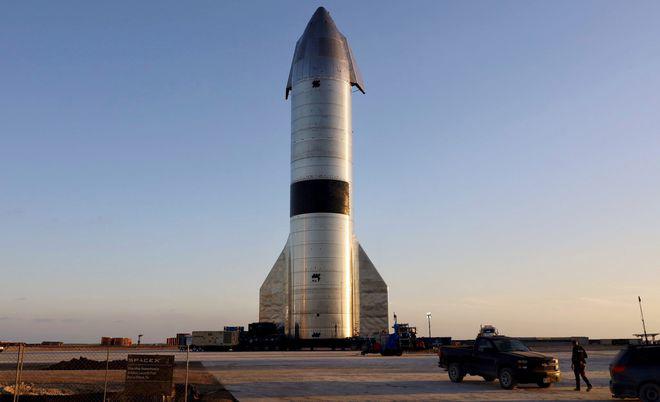 马斯克称SpaceX可能即将开启星际飞船的可重用性测试