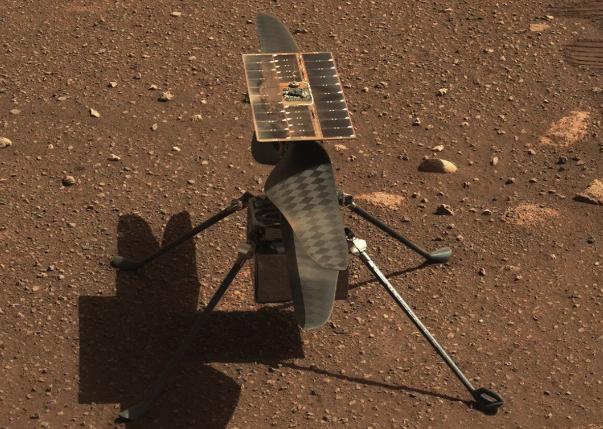 """NASA:""""机智号""""将在第五次飞行时尝试首次单向"""